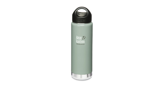 Klean Kanteen Wide Insulated thermosfles grijs 592ml